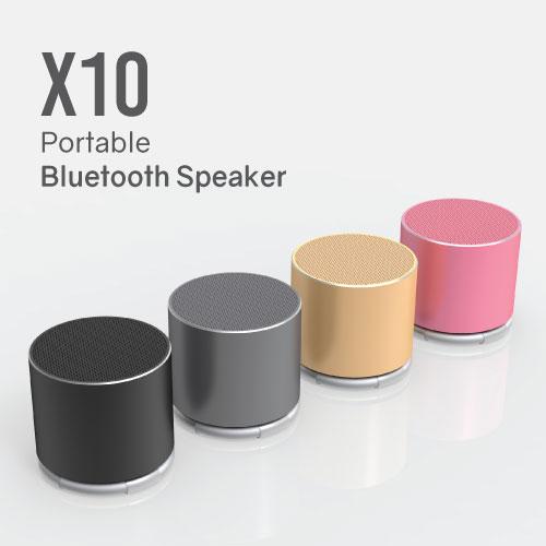 X10 고리형 휴대용 블루투스 스피커