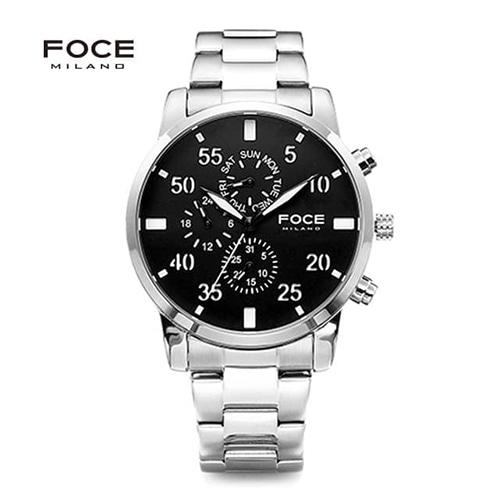 [FOCE] 남성 메탈 손목시계 FM1502B1