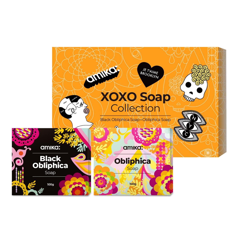 아미카 XOXO 솝 컬렉션 2종세트