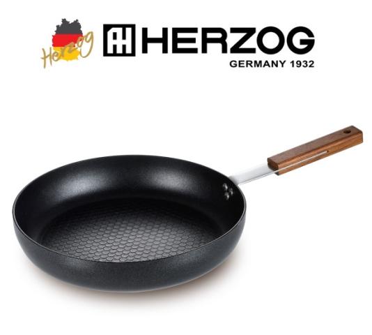 독일 헤르조그(HERZOG) IH 티타늄코팅 후라이팬 28cm