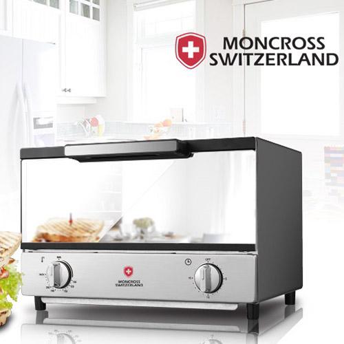 [MONCROSS SWITZERLAND] 스위스 몽크로스 Classic 미러오븐기 12L EGK-MSO10000(1단)