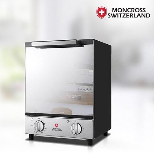 [MONCROSS SWITZERLAND] 스위스 몽크로스 Classic 2단 미러오븐기 12L EGK-MSO12000(2단)