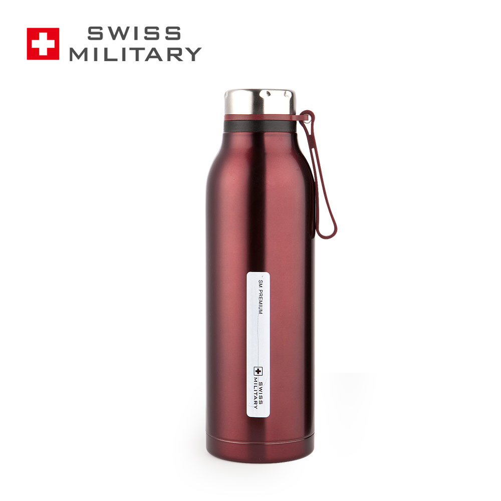 [SWISS MILITARY] 스위스밀리터리 SM PREMIUM 보온보냉병 600ml SMT1-600