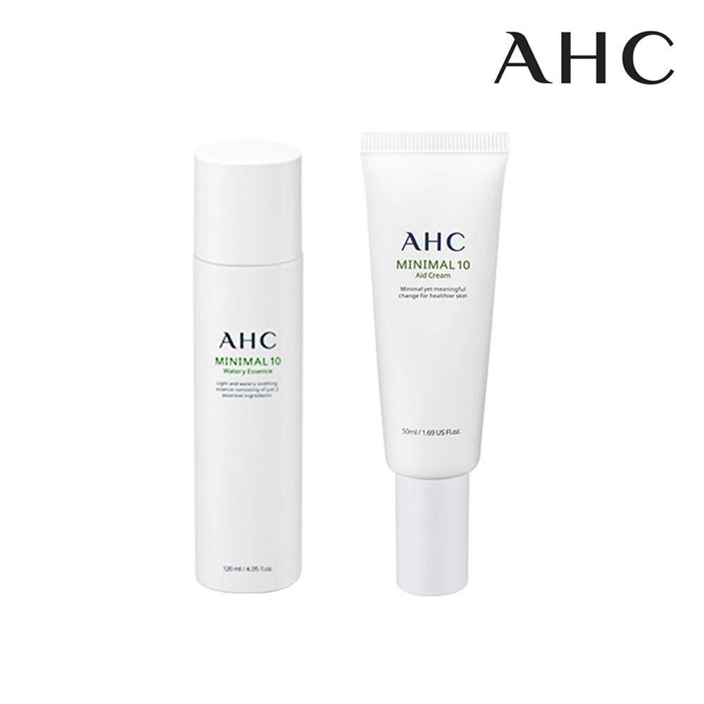 AHC 미니3멀 10에이드크림(에센스25ml+크림10ml)기획세트