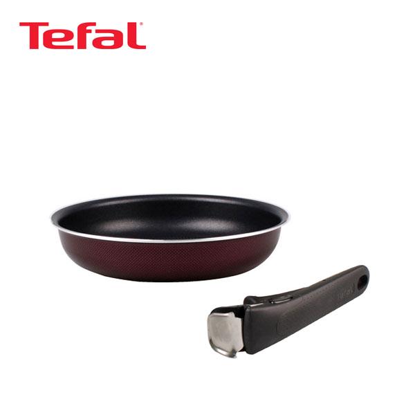 [테팔] 트라이미 매직핸즈 단품 프라이팬 22cm+안심 손잡이 TFC-TRMHF2H