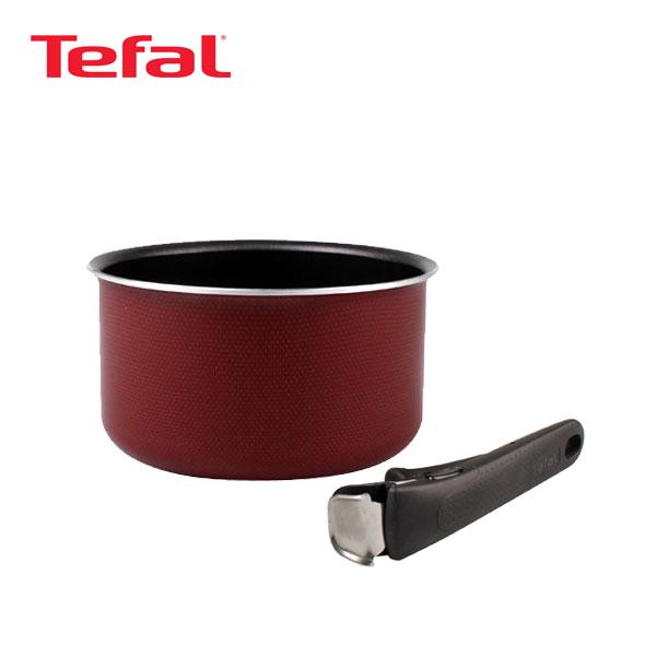 [테팔] 트라이미 매직핸즈 단품 냄비 16cm+안심 손잡이 TFC-TRMHP6H