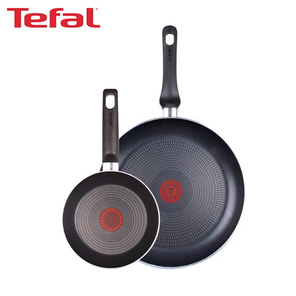 [테팔] 얼리 프라이팬 28cm+미니팬 18cm TFC-EL8EP18