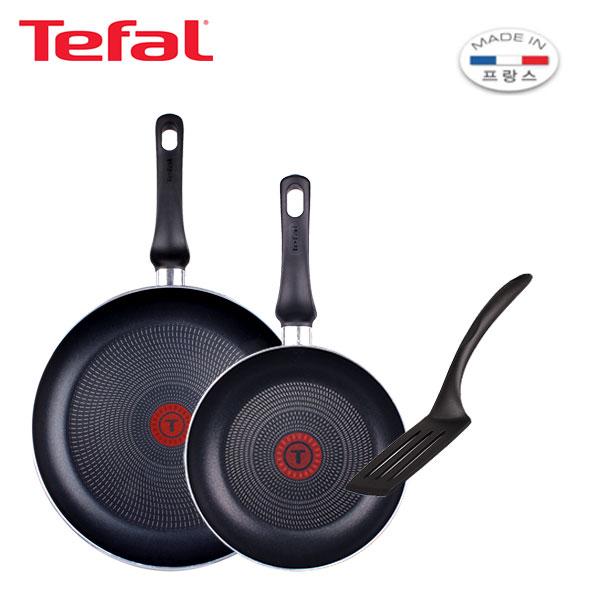 [테팔] 스페셜 프라이팬 실속 구성 3P세트 TFC-EL08ST