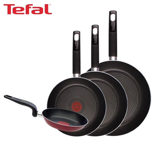 [테팔] 데코레이티브 시리즈 프라이팬 24cm+26cm+30cm+미니팬 18cm TFC-DS4630EP18