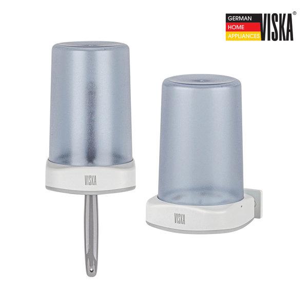 비스카 무선 칫솔 컵 UV살균기 VK-H01A