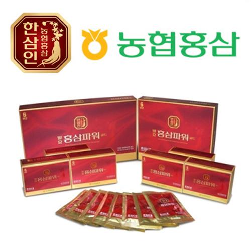 농협홍삼 한삼인 발효홍삼파워골드 50ml x 20포