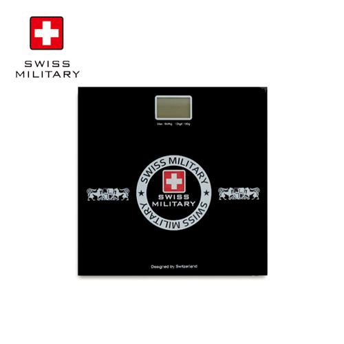 스위스밀리터리 블랙다이아몬드2  디지털체중계 SS-501-2