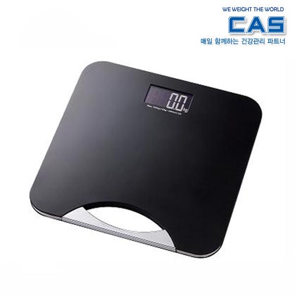 카스 대형 LCD 디스플레이 디지털 체중계 HE-23