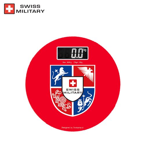 스위스밀리터리 (잔다르크 체중계2) 디지털체중계 SS-602-2