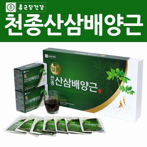 [종근당 건강] 일품 천종산삼배양근 700ml x 30포
