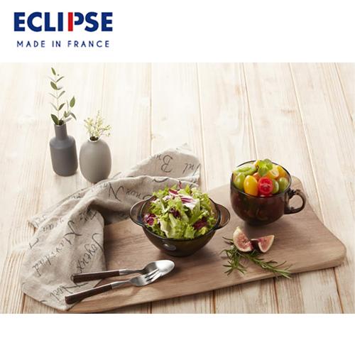 [ECLIPSE] 프랑스 이클립스 블랙 에디션 점보 머그/수프 볼 4종
