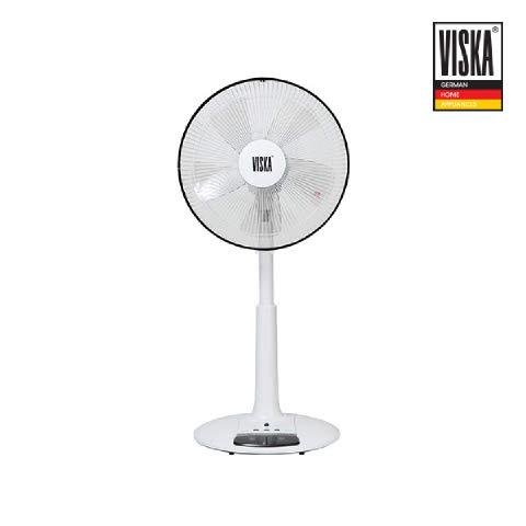 비스카 14인치 풋터치 스탠드 선풍기 VK-100FCR