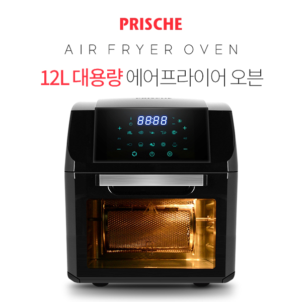 프리쉐 오븐 에어프라이어 12L PA-AF100