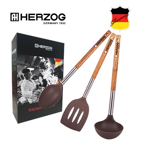 독일 헤르조그(HERZOG) 우드 키친툴 3종세트