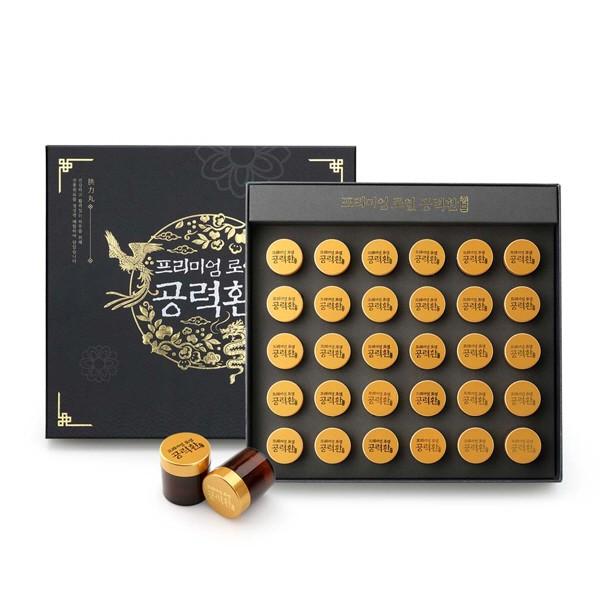 네이처라이프 프리미엄 로열공력환골드 3.75g x 30환 + 쇼핑백
