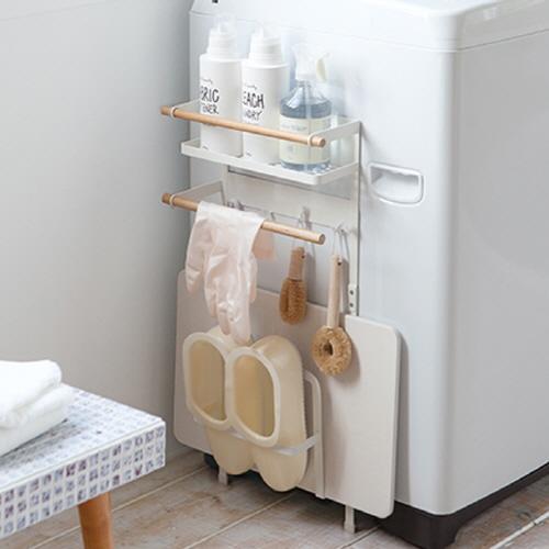 [심플키친]세탁기 자석 랙_SK-030