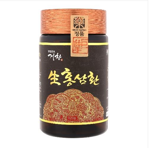 거창 생홍삼환 정품