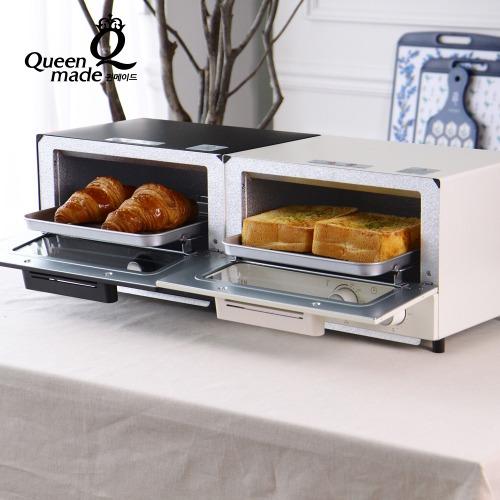 퀸메이드 홈 쿠킹 오븐 (색상 택 1)