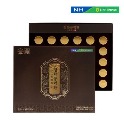 농협 침향공력환 3.75 x 30환 + 쇼핑백