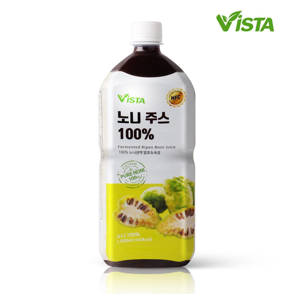 비스타 노니 주스 100% (용량:1L)