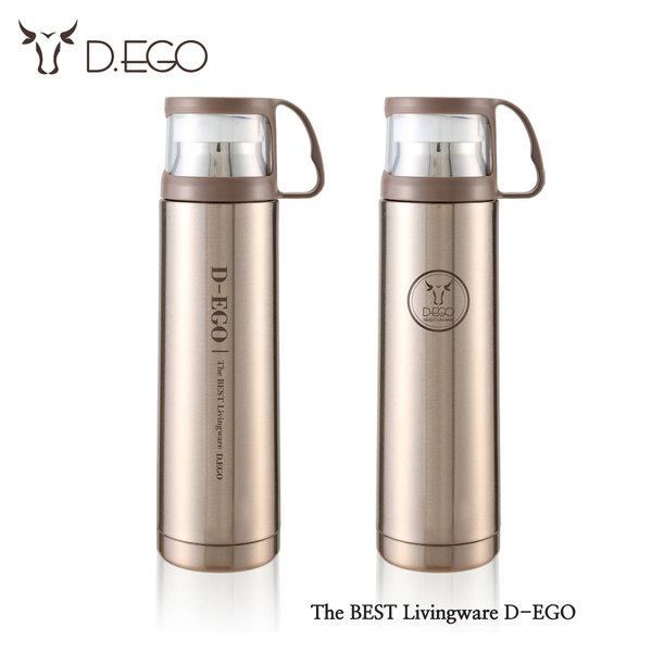 D-EGO 골드칼라 컵보온병 DI-SH03*450