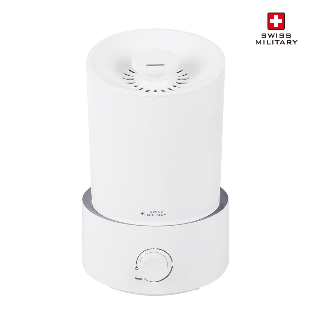[스위스밀리터리] 더퓨어 초음파 가습기 SPHC0001C