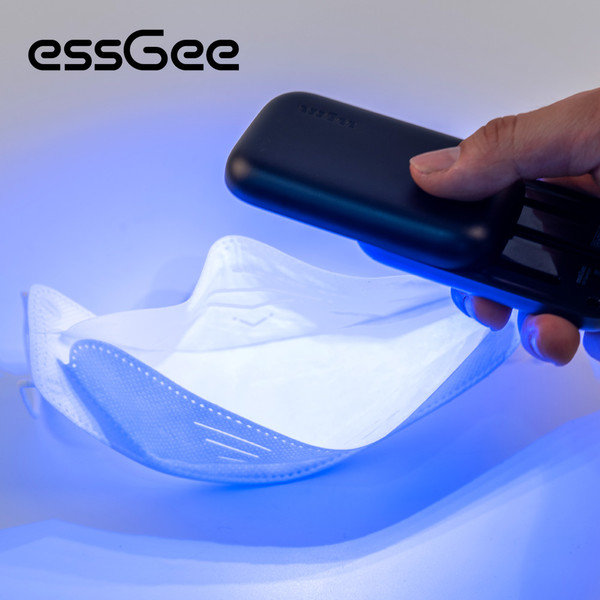 에스지 휴대용 UV살균기(세균_바이러스) ESSGEE-003