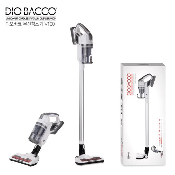 디오바코 무선청소기 V100 LDVCLA100