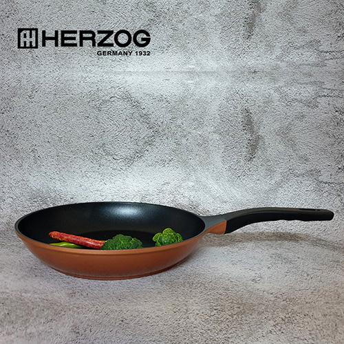 독일 헤르조그(HERZOG) 세라믹 코팅 후라이팬 28cm