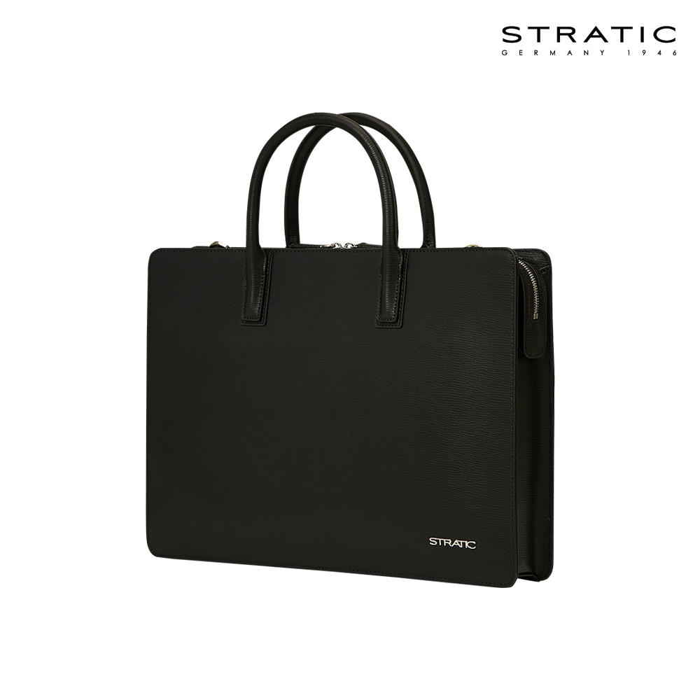 [Stratic] 서류가방 EWIG BRIEFCASE (BLACK)